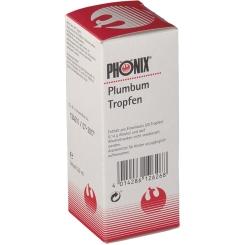 PHÖNIX® Plumbum Tropfen