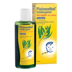Pinimenthol® Erkältungsbad für Kinder ab 2 Jahren