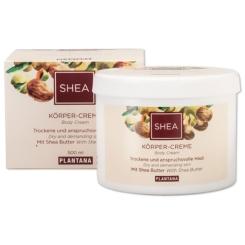 PLANTANA Shea-Butter Körper-Creme