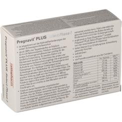 Pregnavit® PLUS Select Phase I