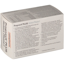 Pregnavit® PLUS Select Phase I