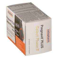 Pregnavit® PLUS Select Phase II +DHA