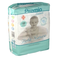 Premio® Natura Windeln 16 Junior 18-30 kg