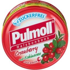 Pulmoll® Cranberry Echinacea Bonbons ohne Zucker