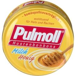 Pulmoll® Milch Honig Bonbons