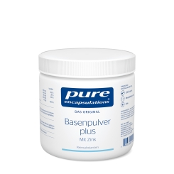 pure encapsulations® Basenpulver plus - Pure 365®