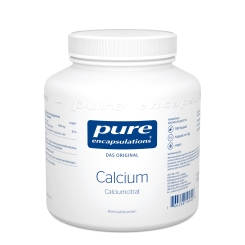 pure encapsulations® Calcium (Calciumcitrat)