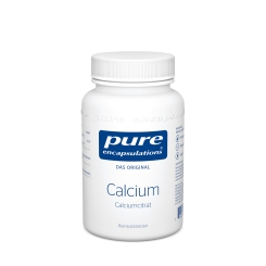 pure encapsulations® Calcium (Calciumcitrat)