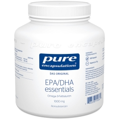 pure encapsulations® EPA/DHA essentials 1000 mg