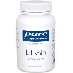 pure encapsulations® L-Lysin