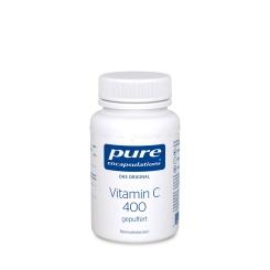 pure encapsulations® Vitamin C 400 gepuffert
