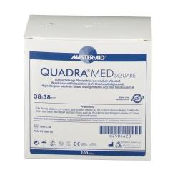 QUADRA® MED Square 38 x 38 mm