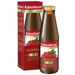 Rabenhorst Acerola C-1000 Plus ungesüßt