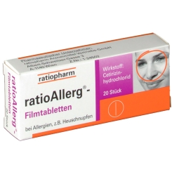 ratioAllerg® Filmtabletten