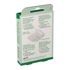 Ratioline® acute steriler Wundverband 5 x 7 cm
