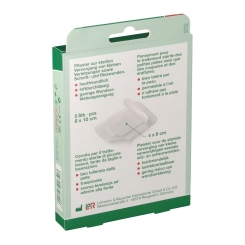 Ratioline® acute steriler Wundverband 8 x 10 cm