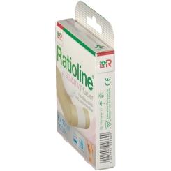 Ratioline® Sensitive Wundschnellverband 8 cm x 1 m