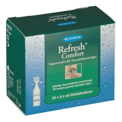 Refresh® Comfort Augen Erfrischungstropfen