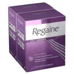 Regaine® 2% 6 Monats-Packung Sparset Frauen