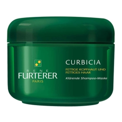 RENE FURTERER CURBICIA Klärende Shampoo-Maske mit Tonerde