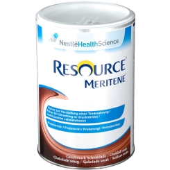 RESOURCE® MERITENE® Schoko