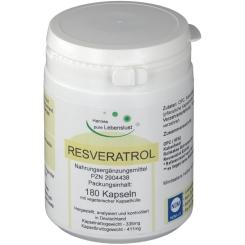 Resveratrol Komplex Vegi Kapseln
