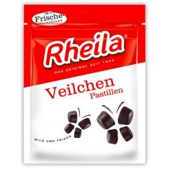 Rheila® Veilchen Pastillen mit Zucker