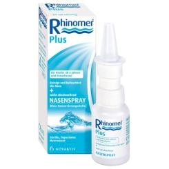Rhinomer® Plus Nasenspray