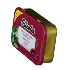 Ricola® Kräuterpastillen Schwarze Johannisbeere ohne Zucker