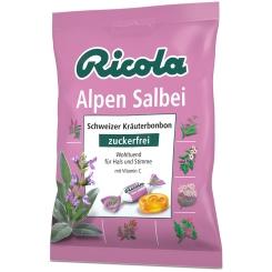 Ricola® Schweizer Kräuterbonbons Salbei zuckerfrei