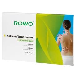RÖWO® Kälte-Wärmekissen mit Klettbandage 20 x 30 cm