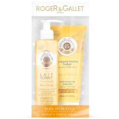 ROGER & GALLET Bois d'Orange Bodyset