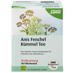 Salus® Anis-Fenchel-Kümmel-Tee