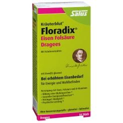 Salus® Kräuterblut® Floradix® Eisen Folsäure
