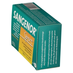 SANGENOR® Sport Orange
