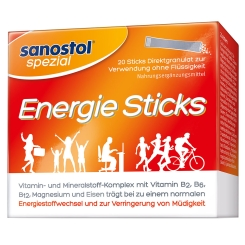 Sanostol spezial Energie Sticks