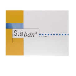 Scarban® Light Silikonverband 5 x 15 cm