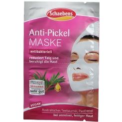 Maske Pickel