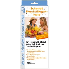Schmidt Fruchtfliegen-Falle
