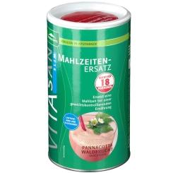 SCHNEEKOPPE VITASAN Mahlzeitenersatz Slim Pannacotta-Waldfrucht