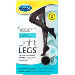 Scholl Light LEGS 60 den schwarz S