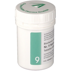 Schüßler Salz Nr. 9 Natrium phosph.