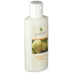 SCHUPP Massage-Öl ZITRONE