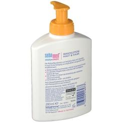 sebamed® Baby und Kind Waschlotion Haut & Haar
