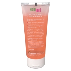 sebamed® Pflege-Dusche mit Granatapfel