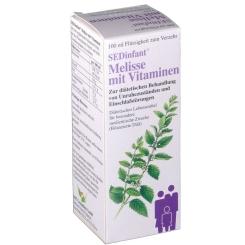 SEDinfant® Melisse mit Vitaminen