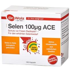 SELEN 100 µg ACE Zellchutz-Kapseln