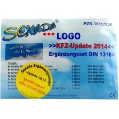 SENADA® Ergänzungssiegel Update 2014