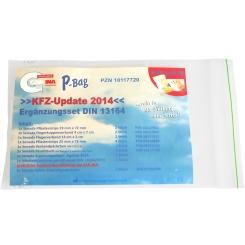 SENADA® KFZ-Update 2014 Ergänzungsset DIN 13164/2014
