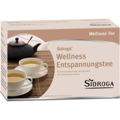 Sidroga® Entspannungstee